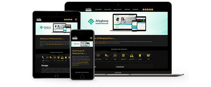طراحی سایت زیبا